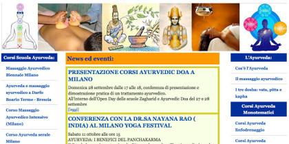 Ayurveda a Milano Il-massaggio.com