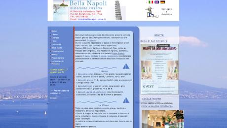Bella Napoli: Ristorante Pizzeria a Pisa