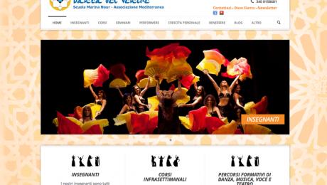 Scuola Danza del Ventre  Marina Nour a Milano
