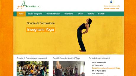 Scuola Yoga Sadhana Italia