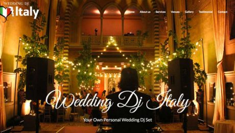 Professional Wedding Dj Italy