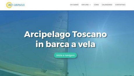 Asd Girasole, In barca a vela nell'Arcipelago Toscano