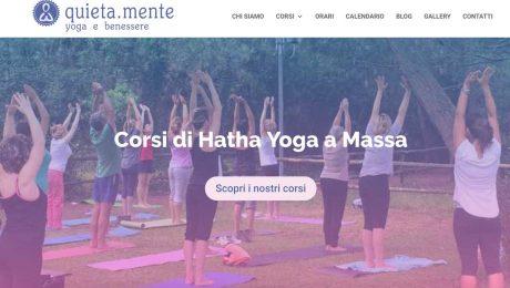 Quieta.mente – yoga e benessere a Massa